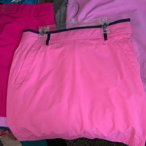 Polo skirt with shorts underneath never been worn